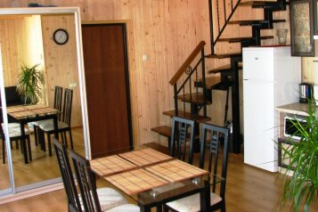 Деревянный дом, 60 кв.м. на 6 человек, 2 спальни, улица Терлецкого, Форос - Фотография 4