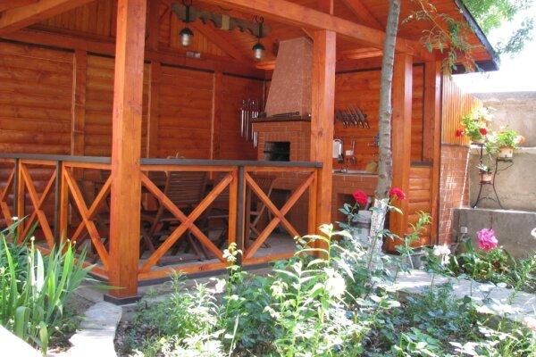 Деревянный дом, 60 кв.м. на 4 человека, 2 спальни