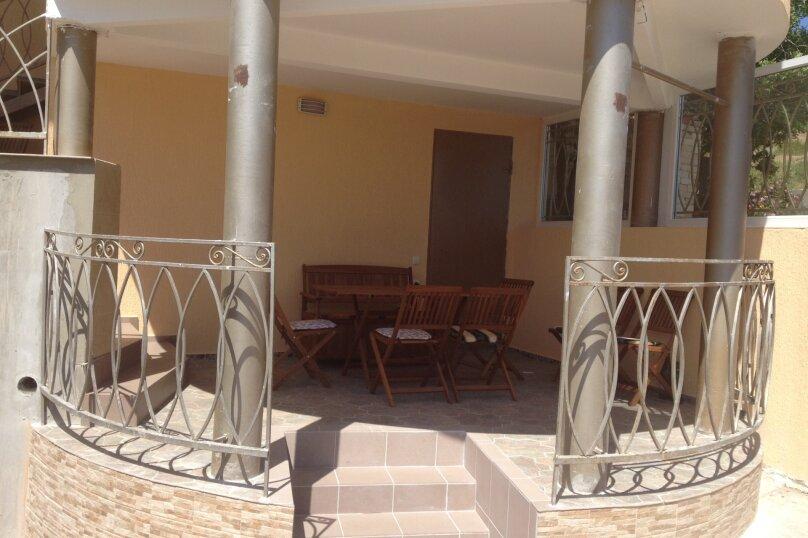 Первый этаж дома, 100 кв.м. на 4 человека, 1 спальня, улица Виткевича, 12а, Кацивели - Фотография 4