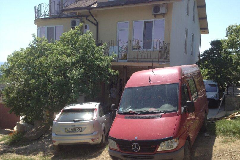 Первый этаж дома, 100 кв.м. на 4 человека, 1 спальня, улица Виткевича, 12а, Кацивели - Фотография 5