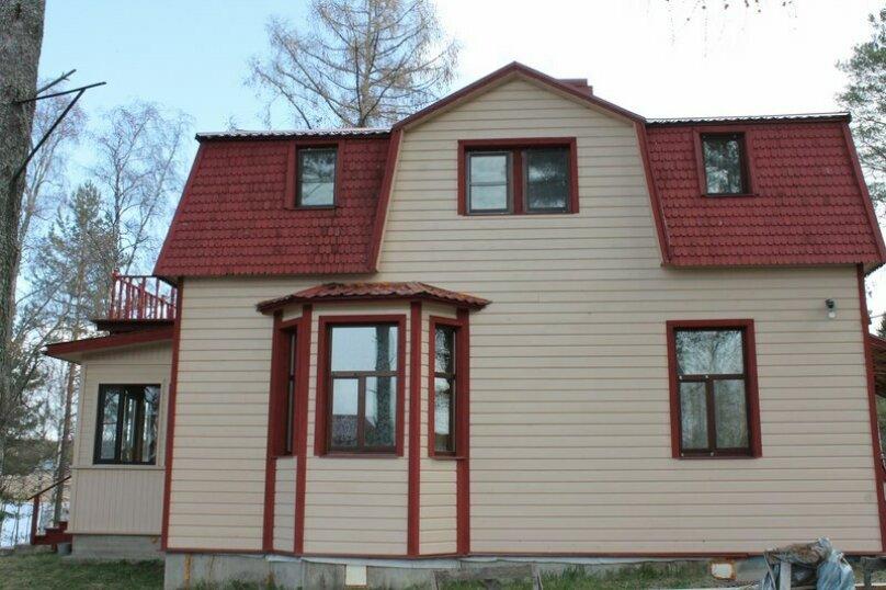 Гостевой дом, 200 кв.м. на 10 человек, 5 спален, остров Риеккалансаари пос.Рантуэ , 11, Сортавала - Фотография 6