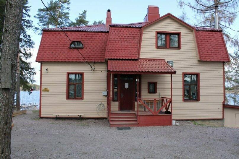 Гостевой дом, 200 кв.м. на 10 человек, 5 спален, остров Риеккалансаари пос.Рантуэ , 11, Сортавала - Фотография 2