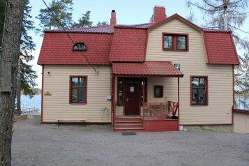 Гостевой дом, 200 кв.м. на 10 человек, 5 спален, остров Риеккалансаари пос.Рантуэ , 11, Сортавала - Фотография 1