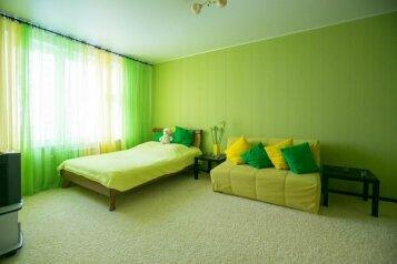 1-комн. квартира, 38 кв.м. на 4 человека, Горский мкр, 86, Студенческая, Новосибирск - Фотография 1