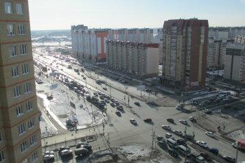 2-комн. квартира, 47 кв.м. на 4 человека, улица Пермякова, 75, Ленинский район, Тюмень - Фотография 4