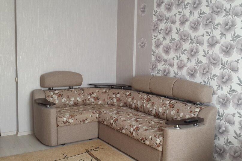 1-комн. квартира, 38 кв.м. на 4 человека, Ленинский проспект, 126, Воронеж - Фотография 4