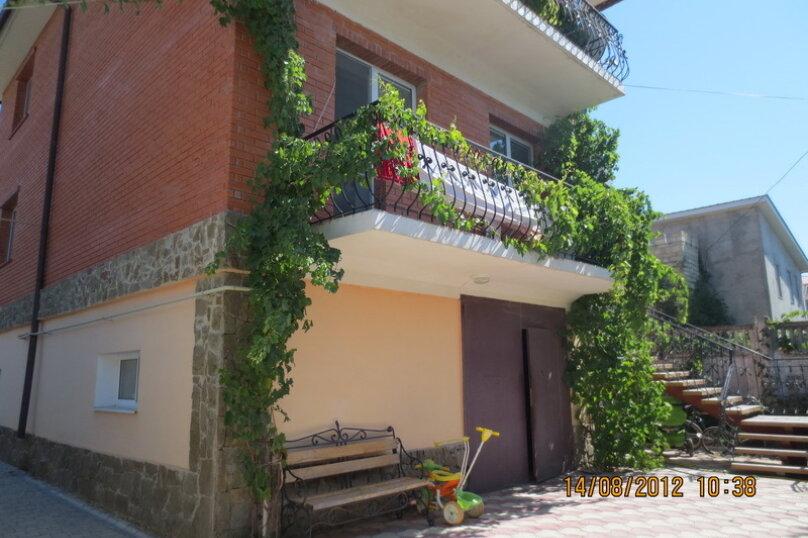 Часть дома с отдельным входом, 150 кв.м. на 10 человек, 5 спален, Интернациональная улица, 17, Береговое, Феодосия - Фотография 7