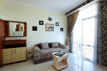 1-комн. квартира, 40 кв.м. на 4 человека, улица Рыбацкий Причал, Севастополь - Фотография 4