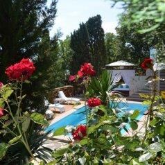 Дом с бассейном в Марате на 8 человек, 4 спальни, улица Мисхор, 18, Мисхор - Фотография 1