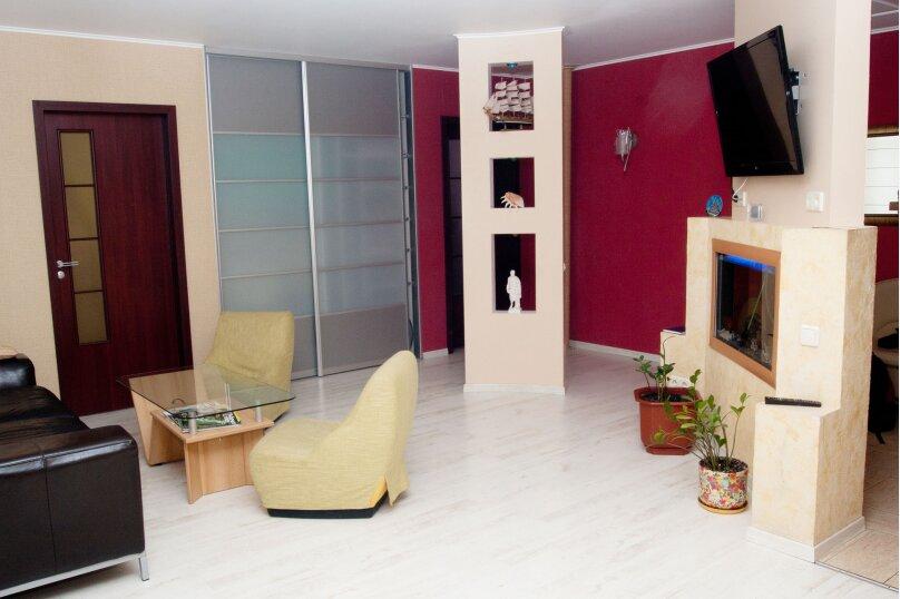 2-комн. квартира, 56 кв.м. на 2 человека, проспект Степана Разина, 28, Тольятти - Фотография 8