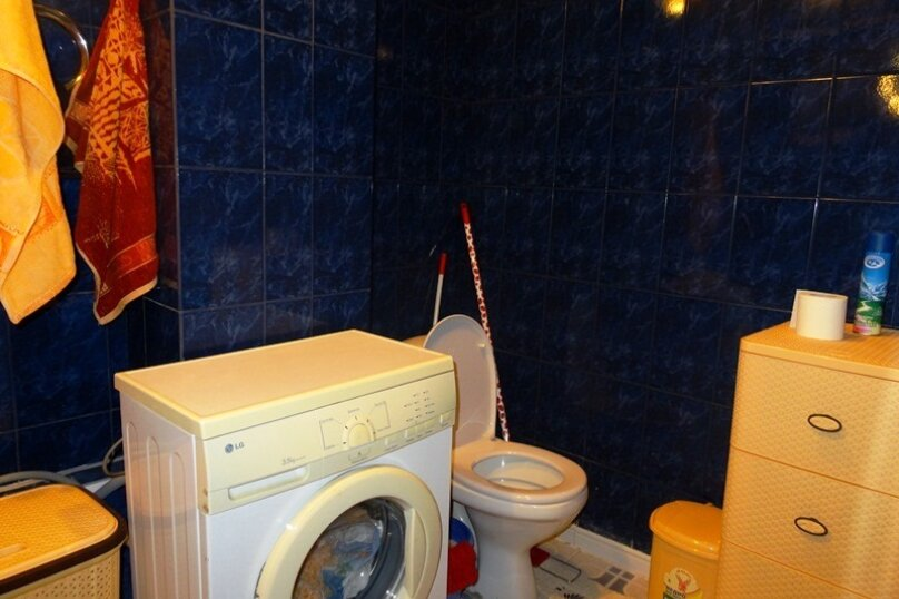 2-комн. квартира, 54 кв.м. на 7 человек, Крымская, 190, Анапа - Фотография 10