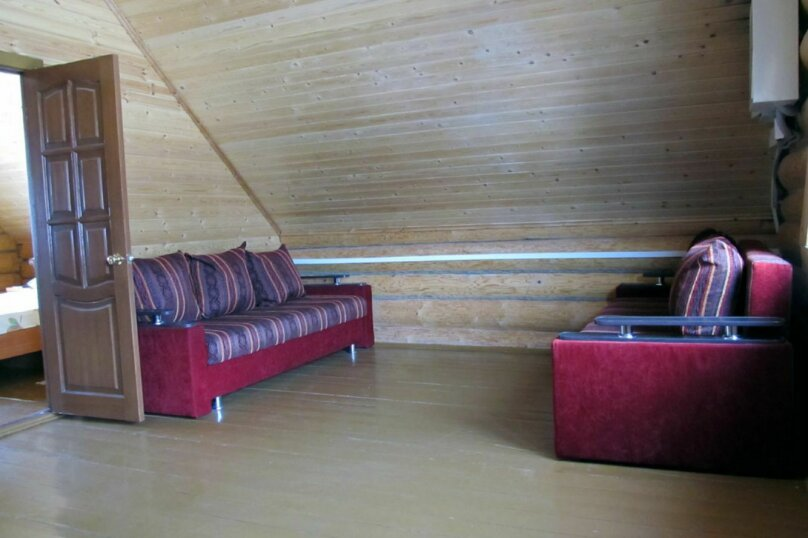 Комфортный коттедж из сруба, 120 кв.м. на 14 человек, 2 спальни, Таежная улица, 2А, Казань - Фотография 11