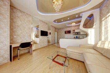 2-комн. квартира, 60 кв.м. на 4 человека, улица Братьев Кашириных, 34, Челябинск - Фотография 3