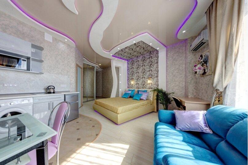 1-комн. квартира, 35 кв.м. на 3 человека, улица Братьев Кашириных, 34, Челябинск - Фотография 4