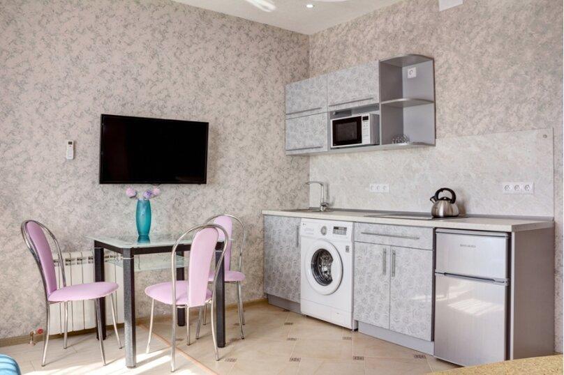 1-комн. квартира, 35 кв.м. на 3 человека, улица Братьев Кашириных, 34, Челябинск - Фотография 5