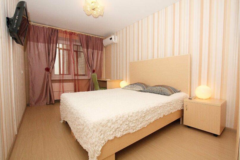 2-комн. квартира, 60 кв.м. на 5 человек, проспект Ленина, 38, Челябинск - Фотография 7