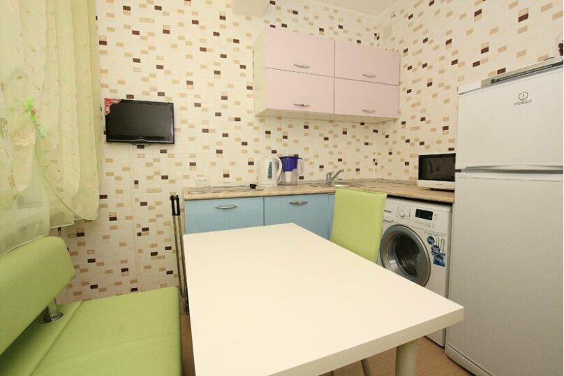 2-комн. квартира, 60 кв.м. на 5 человек, проспект Ленина, 38, Челябинск - Фотография 11