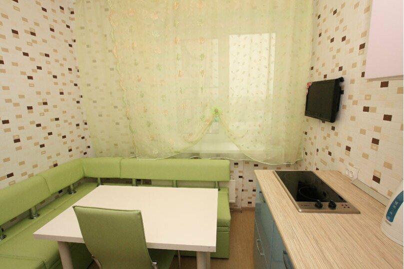 2-комн. квартира, 60 кв.м. на 5 человек, проспект Ленина, 38, Челябинск - Фотография 12