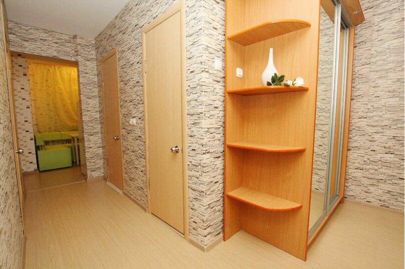 2-комн. квартира, 60 кв.м. на 5 человек, проспект Ленина, 38, Челябинск - Фотография 16