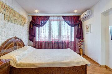 2-комн. квартира, 60 кв.м. на 4 человека, улица Цвиллинга, 34, Челябинск - Фотография 1