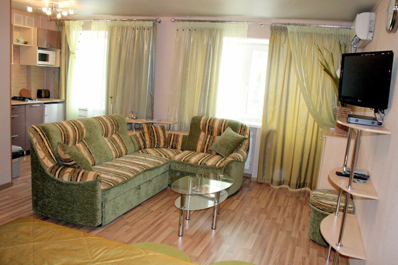 1-комн. квартира, 33 кв.м. на 4 человека, улица Малышева, 7, Екатеринбург - Фотография 4