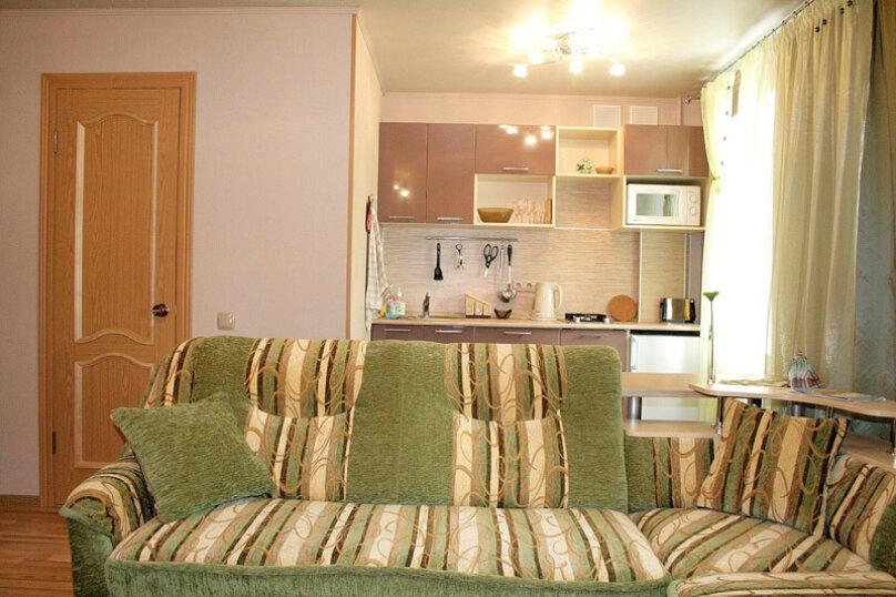 1-комн. квартира, 33 кв.м. на 4 человека, улица Малышева, 7, Екатеринбург - Фотография 5