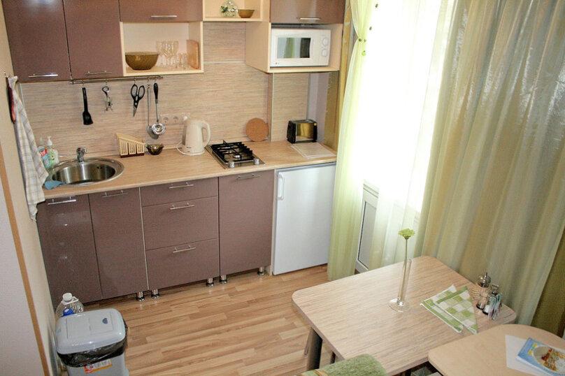 1-комн. квартира, 33 кв.м. на 4 человека, улица Малышева, 7, Екатеринбург - Фотография 6