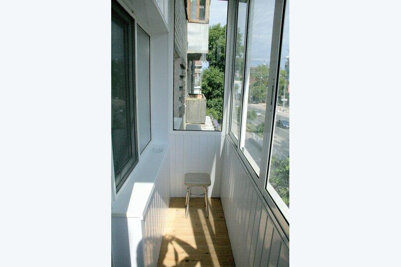 1-комн. квартира, 33 кв.м. на 4 человека, улица Малышева, 7, Екатеринбург - Фотография 9