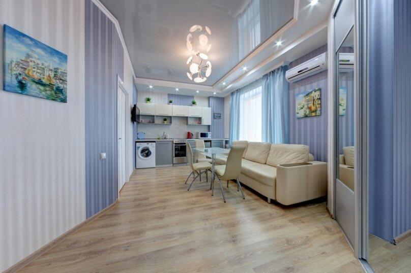 2-комн. квартира, 52 кв.м. на 4 человека, площадь МОПРа, 9, Челябинск - Фотография 3
