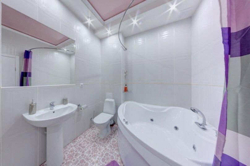 2-комн. квартира, 52 кв.м. на 4 человека, площадь МОПРа, 9, Челябинск - Фотография 12