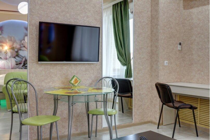 1-комн. квартира, 42 кв.м. на 3 человека, площадь МОПРа, 9, Челябинск - Фотография 3