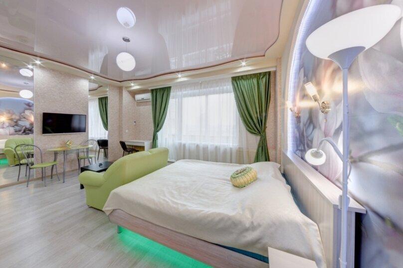 1-комн. квартира, 42 кв.м. на 3 человека, площадь МОПРа, 9, Челябинск - Фотография 6