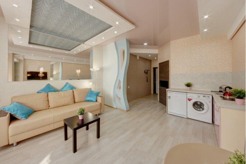 1-комн. квартира, 28 кв.м. на 2 человека, площадь МОПРа, 9, Челябинск - Фотография 7
