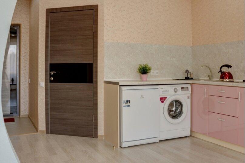 1-комн. квартира, 28 кв.м. на 2 человека, площадь МОПРа, 9, Челябинск - Фотография 9