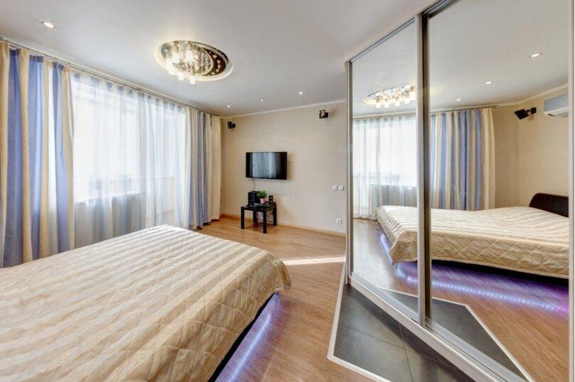 1-комн. квартира, 43 кв.м. на 4 человека, Российская улица, 167, Челябинск - Фотография 2