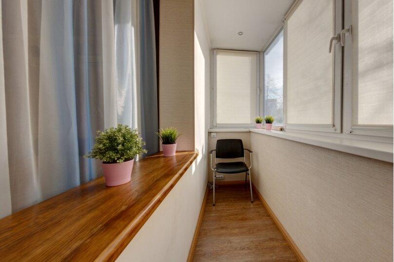 1-комн. квартира, 43 кв.м. на 4 человека, Российская улица, 167, Челябинск - Фотография 6