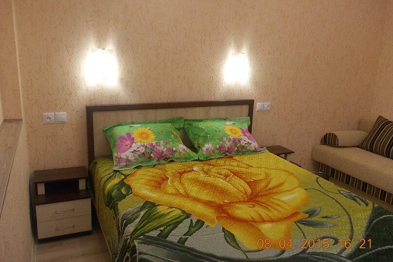 1-комн. квартира, 30 кв.м. на 3 человека, улица Нахимова, 72, Феодосия - Фотография 1