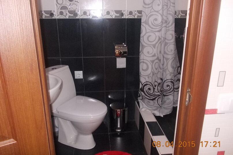 1-комн. квартира, 30 кв.м. на 3 человека, улица Нахимова, 72, Феодосия - Фотография 8