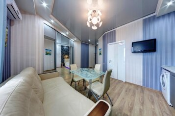2-комн. квартира, 52 кв.м. на 4 человека, площадь МОПРа, 9, Челябинск - Фотография 1