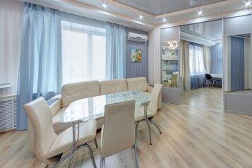 2-комн. квартира, 52 кв.м. на 4 человека, площадь МОПРа, 9, Челябинск - Фотография 2