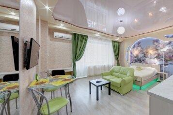 1-комн. квартира, 42 кв.м. на 3 человека, площадь МОПРа, 9, Челябинск - Фотография 1
