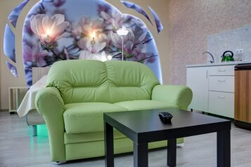 1-комн. квартира, 42 кв.м. на 3 человека, площадь МОПРа, Челябинск - Фотография 2