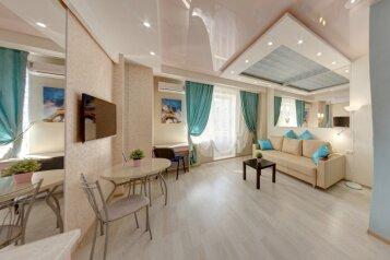 1-комн. квартира, 28 кв.м. на 2 человека, площадь МОПРа, Челябинск - Фотография 1
