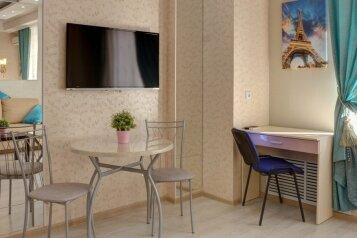 1-комн. квартира, 28 кв.м. на 2 человека, площадь МОПРа, Челябинск - Фотография 3
