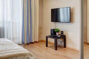 1-комн. квартира, 43 кв.м. на 4 человека, Российская улица, Челябинск - Фотография 4