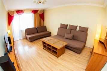 1-комн. квартира, 34 кв.м. на 4 человека, Горский мкр, 82, Студенческая, Новосибирск - Фотография 1