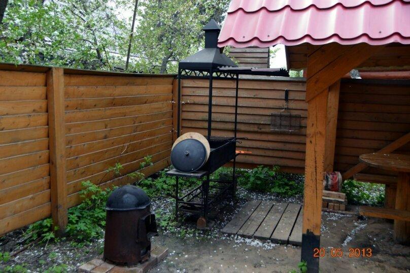 Комфортный коттедж из сруба (№1), 120 кв.м. на 14 человек, 2 спальни, Таежная улица, 2А, Казань - Фотография 13
