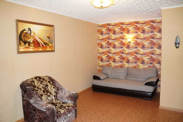1-комн. квартира, 32 кв.м. на 3 человека, шоссе Металлургов, Металлургический район, Челябинск - Фотография 1