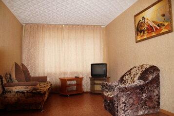 1-комн. квартира, 32 кв.м. на 3 человека, Шоссе Металлургов, Металлургический район, Челябинск - Фотография 2