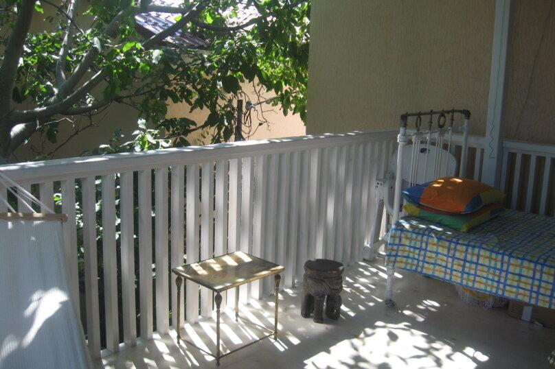 Дом в Мисхоре, две 1-ком. студии, улица Водовозовых, 18 на 2 комнаты - Фотография 42